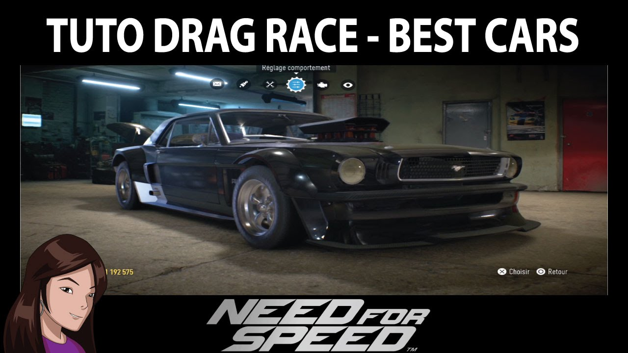 need for speed 2015 full tuto drag race meilleures. Black Bedroom Furniture Sets. Home Design Ideas