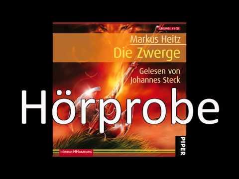 Die Zwerge (Die Zwerge Saga 2) YouTube Hörbuch Trailer auf Deutsch