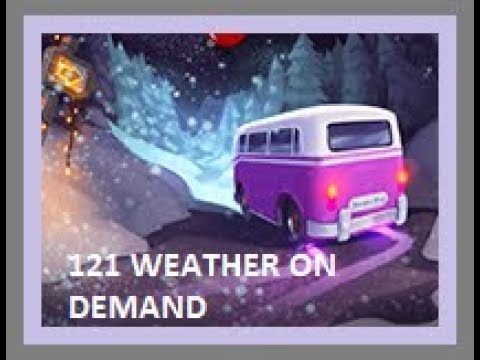 121 Weather On Demand Wonder Way Tales