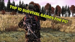 Top 10 Survival games for pc
