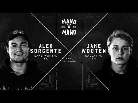 Mano A Mano 2018 - Round 2: Alex Sorgente vs. Jake Wooten