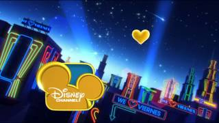 Disney Channel Spain - Continuity (09.04.2013) (2)