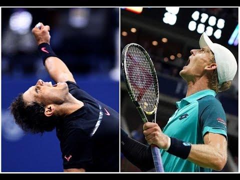 US Open 2017: Rafael Nadal vs Kevin Anderson - Men's Singles Final Preview