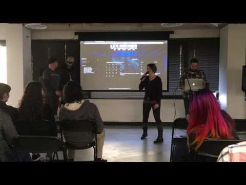 Code 201 Project: The Underground - David Cole, Robert Hatfield, Kyle Hillman, Disa Marnesdottr,