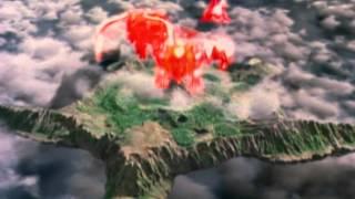 百獣戦隊ガオレンジャー 火の山、吼える