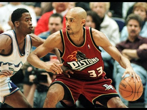 The Grant Hill Show - Detroit Pistons Highlights