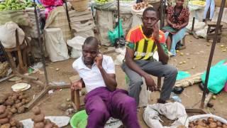 Ouganda Kampala Old Kampala Marché / Uganda Kampala Old Kampala Market