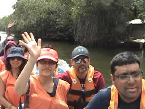 Sri Lanka Boatride and Monkeys