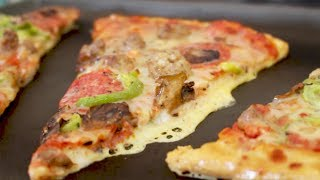 How to French Toąst Leftover Pizza
