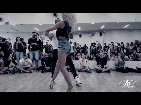 CARLOS AND FERNANDA BRAZILIAN ZOUK DEMO  ZOUK DAY CONGRESS 2017