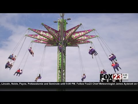 VIDEO: Reports reveal inspection history of ride safety at Tulsa State Fair