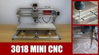 Download lagu Banggood 3018 Mini Cnc Router Kit Build TestReview MP3