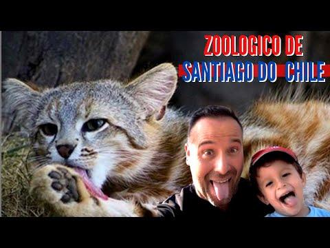 Zoológico Nacional de Santiago do Chile