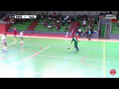 7e Journée Kia Futsal Guadeloupe : SEVEN vs FAX