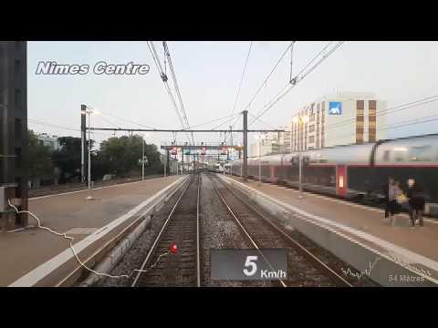 [Cab Ride] Nîmes ~ Bordeaux Saint-Jean