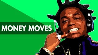 """MONEY MOVES"" Dope Trap Beat Instrumental 2017 
