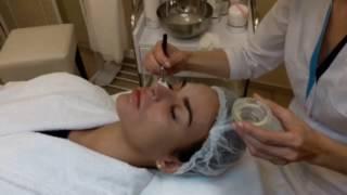 Комплексный уход за кожей лица в клинике Селин Косметолог эстетист Горохова Е В