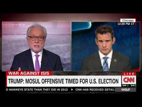 Kinzinger Joined Wolf Blitzer On CNNu0027s Situation Room   Duration: 6:29. Part 68