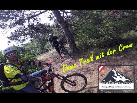 Damz Trail mit der Crew