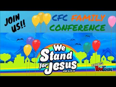 CFC Family Conference 2017 Theme