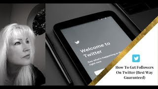 How To Get More Twitter Followers (Best Way Guaranteed)