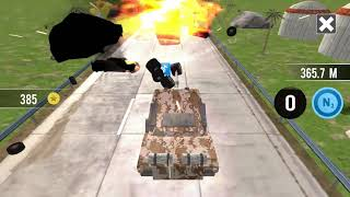 Tank Traffic Racer (Android game)