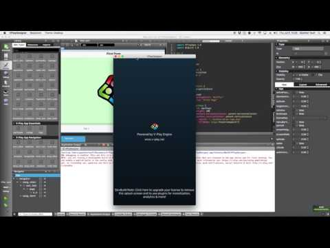 How to Make a Mobile App with Qt Quick Designer (QML Designer) & V-Play  - using Qt 5.9