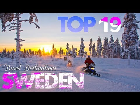 19 Best Places to Visit in Sweden - Sweden Travel Guide | Travel Destinations