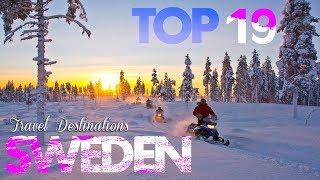 19 Best Places to Visit in Sweden - Sweden Travel Guide | Travel Destinations