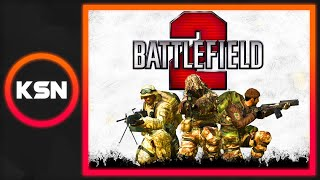 BF2 is still alive / How to play on BF2hub / 2018 - Battlefield 2 - KSN GAMEPLAY