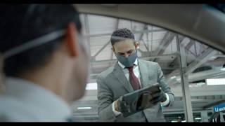 Toyota Service COVID19 Hygiene measures