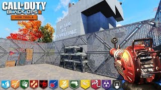 """ZOMBIE TOWER DEFENSE *impossible choke* - BLACK OPS 3 """"CUSTOM ZOMBIES"""" MODS! (COD: Zombie Mods)"""