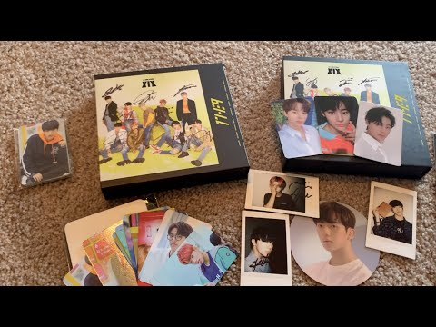1The9 Makestar Unboxing