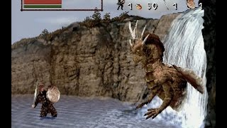 PlayStation - DragonHeart: Fire & Steel (Gameplay)