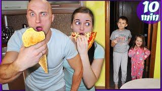 10 Minutes Best kids songs by Ksysha Kids TV & Nursery Rhymes compilation