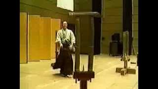 Mitsuhiro Saruta - Original Senbongiri Guinness World Record (part 1 of 2)