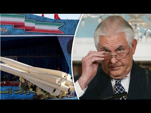 REX TILLERSON BLASTS IRAN COMPARING ITS NUCLEAR AMBITIONS TO NORTH KOREA!