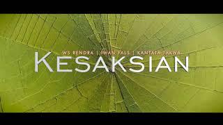 KESAKSIAN RENDRA, IWAN FALS, KANTATA TAKWA (1990)