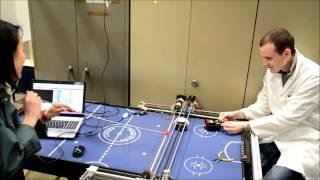HAWK-E - The Air Hockey Playing Robot - Heriot-Watt University