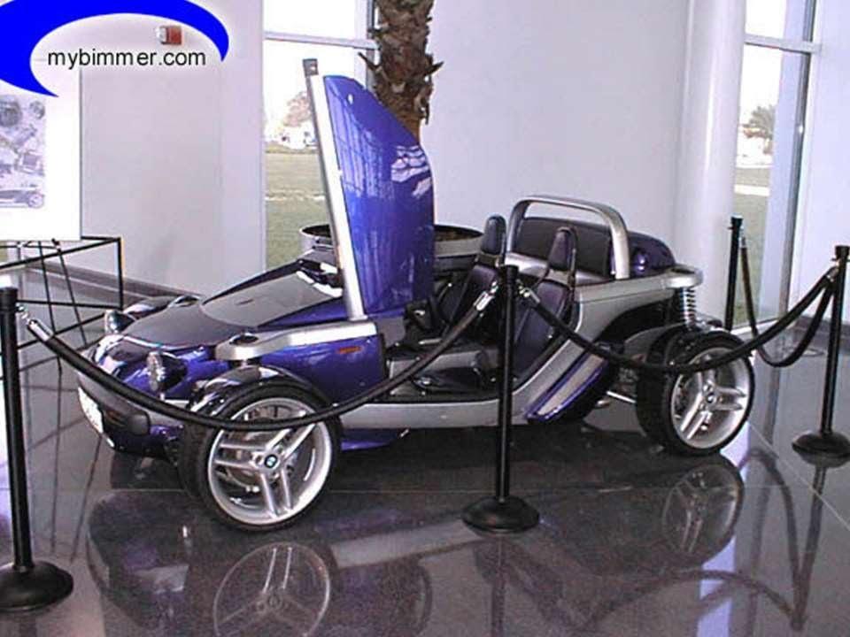 2122. Bmw-z21 just 4 2 1995 (Prototype Car) - YouTube