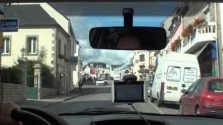 フランスの街シリーズーブルターニュ地方