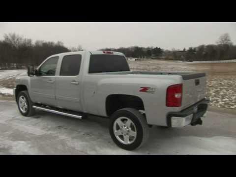 2011 Chevrolet Silverado HD - Drive Time Review | TestDriveNow
