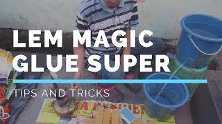 Magic Glue Lem Super | For Order Read Description