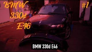 BMW /// 330d /// E46 Паровоз