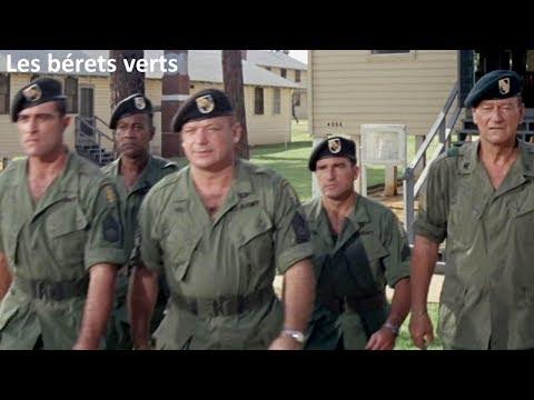 Les Bérets Verts 1968 (The Green Berets) - Film Réalisé Par John Wayne Et Ray Kellogg