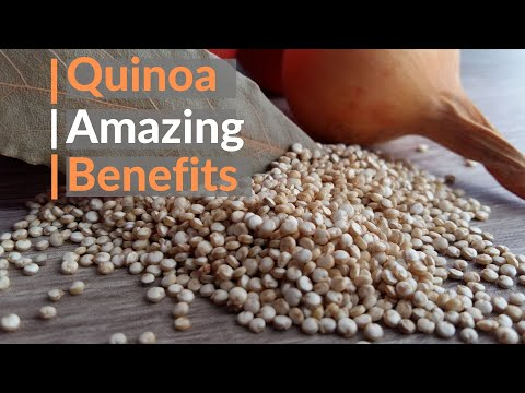 Quinoa and Its 8 Amazing Benefits for Health | Health And Nutrition