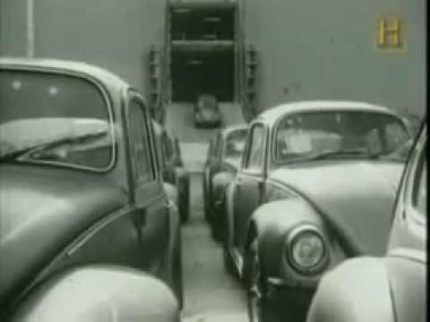 Historia del VW Escarabajo