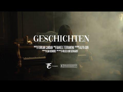 DANIELE TERRANOVA FEAT.  ALPA GUN - GESCHICHTEN (OFFICIAL VIDEO)
