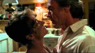 Kiss scene - Los puentes de Madison (The Bridges of Madison County)