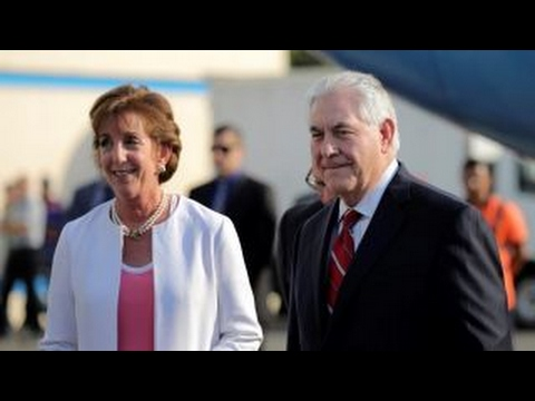 Can Rex Tillerson improve U.S. relations with...